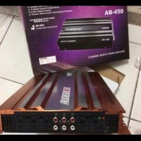 Power audiobose AB 450 - V12 watt gede