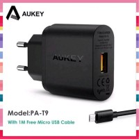 HOT AUKEY PA T9 QUICK CHARGE 3 0 USB SINGLE PORT WALL CHARGER