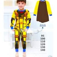 Baju Anak Laki Robot Bersayap 141 B
