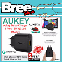Charger Aukey PA-U28 Turbo Charger 1 Port 18W QC 2.0 - 500224