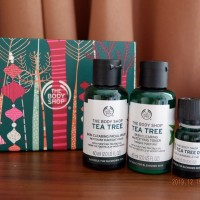 Paket Tea Tree The Body Shop