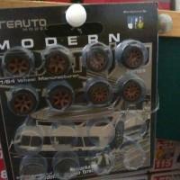 ban karet hotwheels kreauto modern kanjo64 2 set
