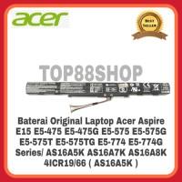 Baterai Original Acer Aspire E5-475G E5-575G ES1-432 (AS16A5K)