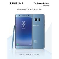 Samsung Galaxy Note FE 4/64 GB (Fan Edition) Note 7 Garansi Resmi SEIN
