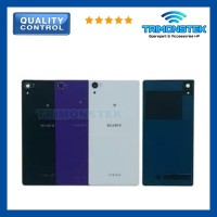 Backdoor Back cover Tutup Baterai Adhesive Sony Xperia Z2 D6502 D6503