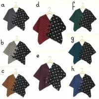 Baju Batik Wanita lurik jumputan/Blus Blouse Batik/Baju Kantor BL 02
