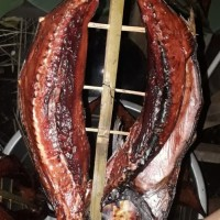 Ikan Cakalang FuFu/Asap Bu Recky