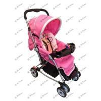 Kereta Dorong Bayi / Stroller Baby Bliss Handle Dorong 2 arah & Ayun