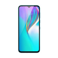 Infinix Smart 4 Smartphone - 2/32GB - Garansi Resmi - Cyan