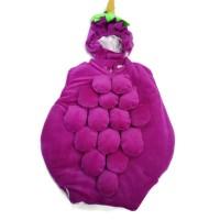Kostum anak-Baju kostum anak-Kostum buah anggur