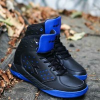 Sepatu Diadora Slam Original - Basket - Black - Hitam - Sport - Term
