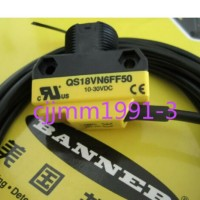 1PC New BANNER Photoelectric Switch QS18VN6FF50