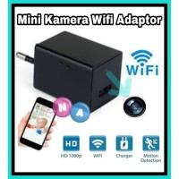 Wifi Spy Cam Kamera Adaptor Charger - Wifi Ip Cam Adaptor CSA1