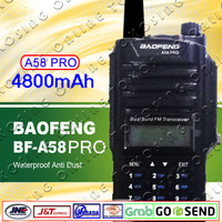 HT BAOFENG A58 PRO / A-58 PRO Dual Band 8 WATT