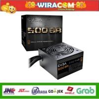 POWER SUPPLY EVGA 500 BR/ 500BR 80+ BRONZE 500W, 3 Year Warranty
