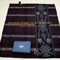 Sarung Wadimor Primer Jaquard Songket Timbul Dompet Edisi 1804