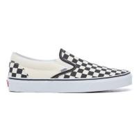 Vans Classic Slip-on Checkerboard Black White BW