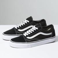 Vans Old Skool Black White BW