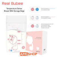 Real Bubee Kantong Penyimpan Susu Asi Breast Milk Storage Bag RB704