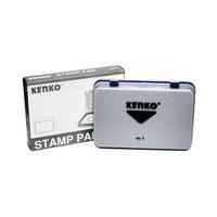 STAMP PAD No.1 KENKO / BAK TINTA / BANTALAN STEMPEL / TEMPAT TINTA