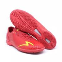 Sepatu Futsal Specs Accelerator Exocet IN-hitam biru merah