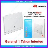 HUAWEI B315 MODEM WIFI HOME UNLOCK 4G WIFI LTE ROUTER