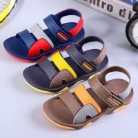 Anak laki-laki baru sepatu fashion pantai pasir anak laki-laki sandal
