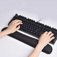 Busa Dudukan Bantal Tangan Keyboard Wrist Pad Foam Arm Rest PC Laptop