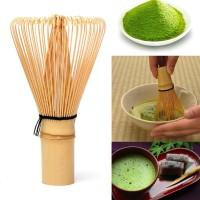 HOUSEEN Kuas Pengaduk Matcha Green Tea Bamboo Whisk Brush - ZF0824