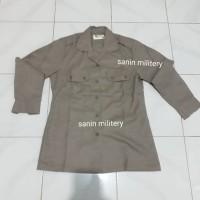 baju pdl sus Polwan jatah polri/polisi l baju pembina pramuka wanita