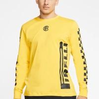 T-Shirt / Baju / Kaos Nike Intermilan Long Selves