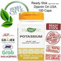 Natures Way Potassium Complex 99 mg 100 Cap Nature Way Potasium