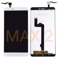 LCD TOUCHSCREEN TS TC FULSET XIAOMI XIOMI MI MAX2 MAX 2 HITAM PUTIH