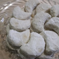 kue kering spesial/kuker putri salju kacang mede