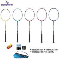 Full Set Raket Badminton Yonex NanoFlare Drive 4U G5