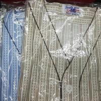 Dijual Piyama Swan Lengan Pendek / Piyama Orang Tua / Piyama Dewasa