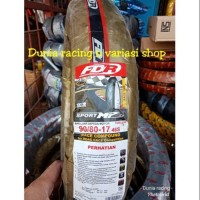 acc motor Ban FDR Sport MP ukuran 90 80 17 Road Race Sport MP 27