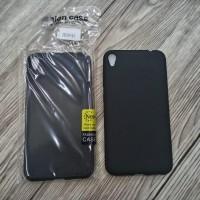BLACKMATTE Asus Zenfone Max Plus (M1) SOFT CASE LENTUR