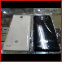 Tutup Belakang Backdoor Xiaomi Redmi Note 1 Black White Original