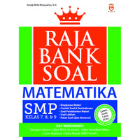 Raja Bank Soal Matematika SMP Kelas 7,8 & 9