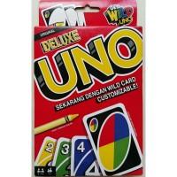 MATTEL, Deluxe UNO Card Original (Get Wild 4 UNO)