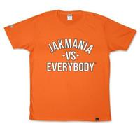 T-shirt kaos JAKMANIA VS EVERYBODY high quality
