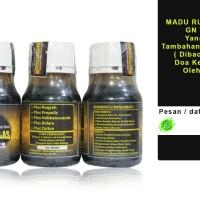 Madu Ruqyah GN13 - GN 13 - GN tiga belas - Madu Hitam Pahit herbal