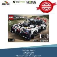 LEGO 42109 TECHNIC App-Controlled Top Gear Rally Car