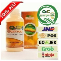 QNC JELLY GAMAT Obat Herbal Untuk Mengobati Infeksi Lambung