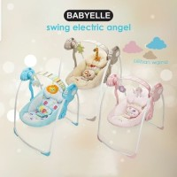 Swing Electric +adapter Baby Elle New