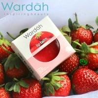 Promo Akhir Tahun ! Wardah Lip Balm 3 Warna 6,5 Gr (Orange ,