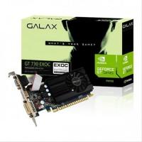 LIMITED VGA CARD GALAX GEFORCE GT 730 1GB DDR5 64 BIT