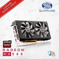 VGA Sapphire Pulse Radeon RX 580 Dual 4GB - RX 580 Dual 4 GB DDR5