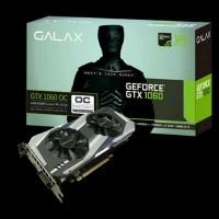 Galax GeForce GTX 1060 6GB DDR5 OC - OVERCLOCK